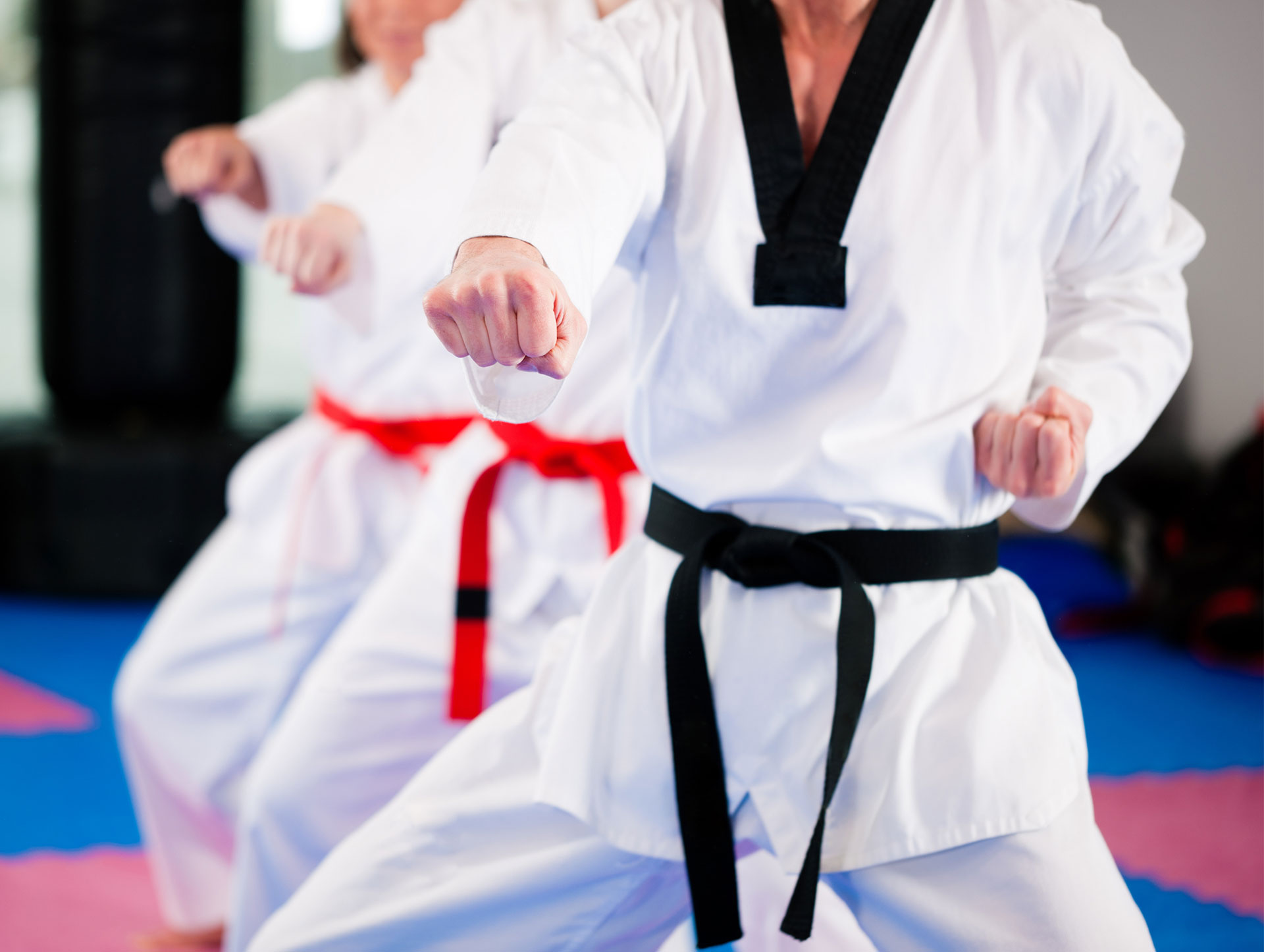 Train With Precision Fair Oaks Martial Arts